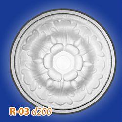 Потолочные розетки R-03 d200
