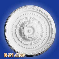 Потолочные розетки B-21 d280