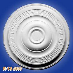 Потолочные розетки R-13 d600